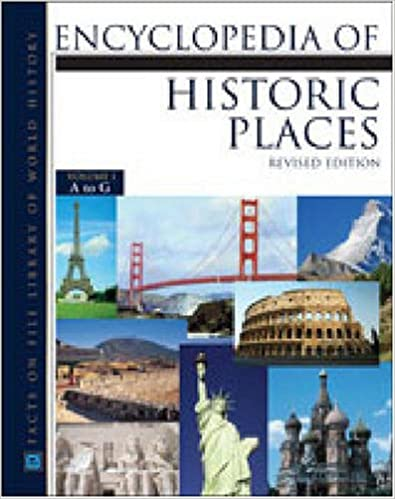 Book Encyclopedia of Historic Places (Facts on File Library of World History)