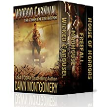Voodoo Carnival Complete Collection: A Modern Tale of Gothic Romance