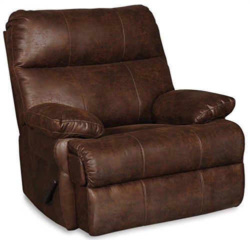 Price comparison product image Chelsea Home Fixed Recliner in Tobacco
