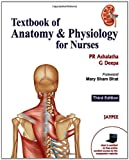 Textbook of Anatomy and Physiology for Nurses, Ashalatha, P. R. and Deepa, G., 9350254239
