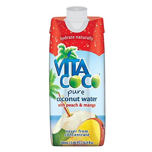 Vita Coco Coconut Water Peach
