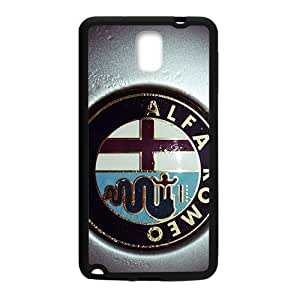 WWWE Alfa Romeo sign fashion cell phone case for Samsung Galaxy Note3