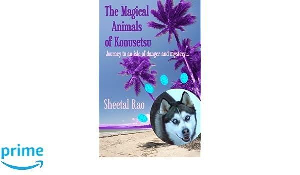 The Magical Animals of Konusetsu