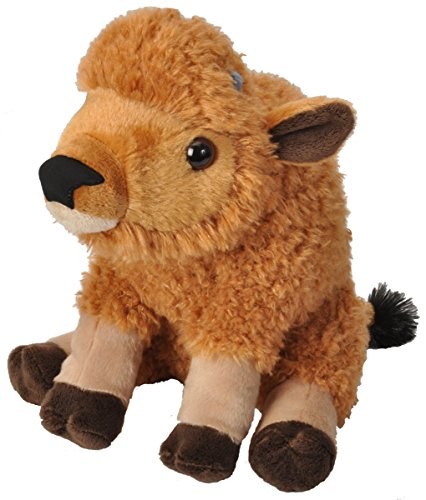 Wild Republic Bison Calf Plush, Stuffed   Animal  , Plush Toy, Gifts for Kids, Cuddlekins 12 Inches ()