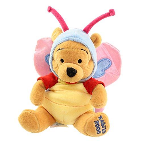 (Winnie the Pooh Bean Bag Plush Butterfly Pooh)