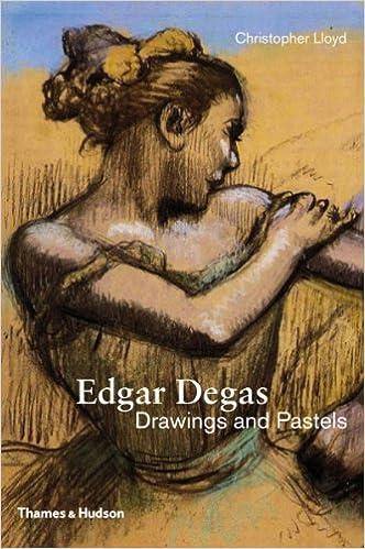 Edgar Degas Drawings and Pastels