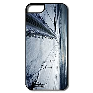 IPhone 5/5S Hard Plastic Cases, Armenia White/black Covers For IPhone 5/5S
