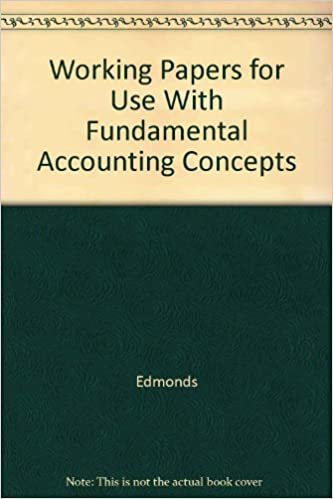 Accounting best sellers books ebook free download format epub amazon e books for ipad working papers for use with fundamental financial accounting concepts fourth fandeluxe Choice Image