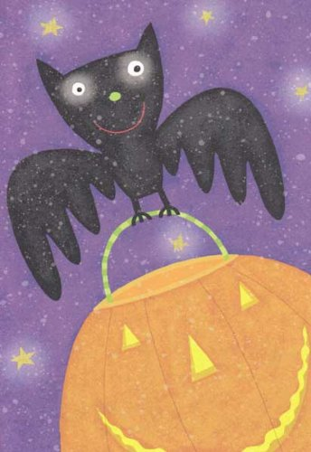 Greeting Halloween Card