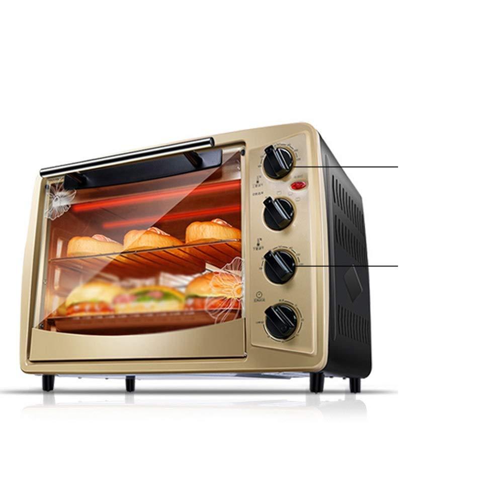 THOR-YAN ミニオーブン大容量オーブン家庭用ベーキング多機能自動ケーキオーブン30Lキッチンオーブン -46 オーブン   B07NWYL19Y