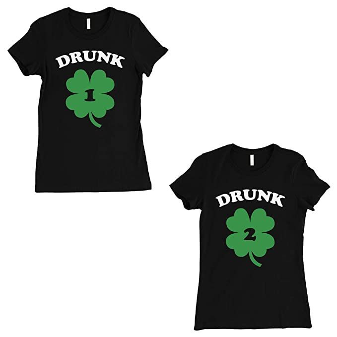 Amazon.com: 365 en el amor mejor amigo camisetas – corto y ...