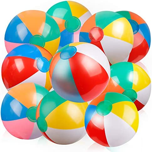Coogam Inflatable Birthday Beachball Inflated product image