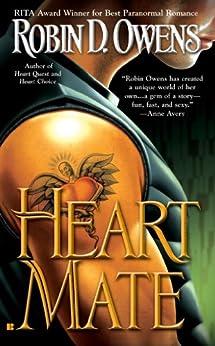Heartmate (Celta Series Book 1) by [Owens, Robin D.]