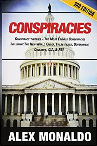 amazon com conspiracies conspiracy theories the most famous