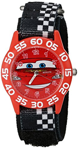 Disney W001197 Teacher Watch Checkerboard