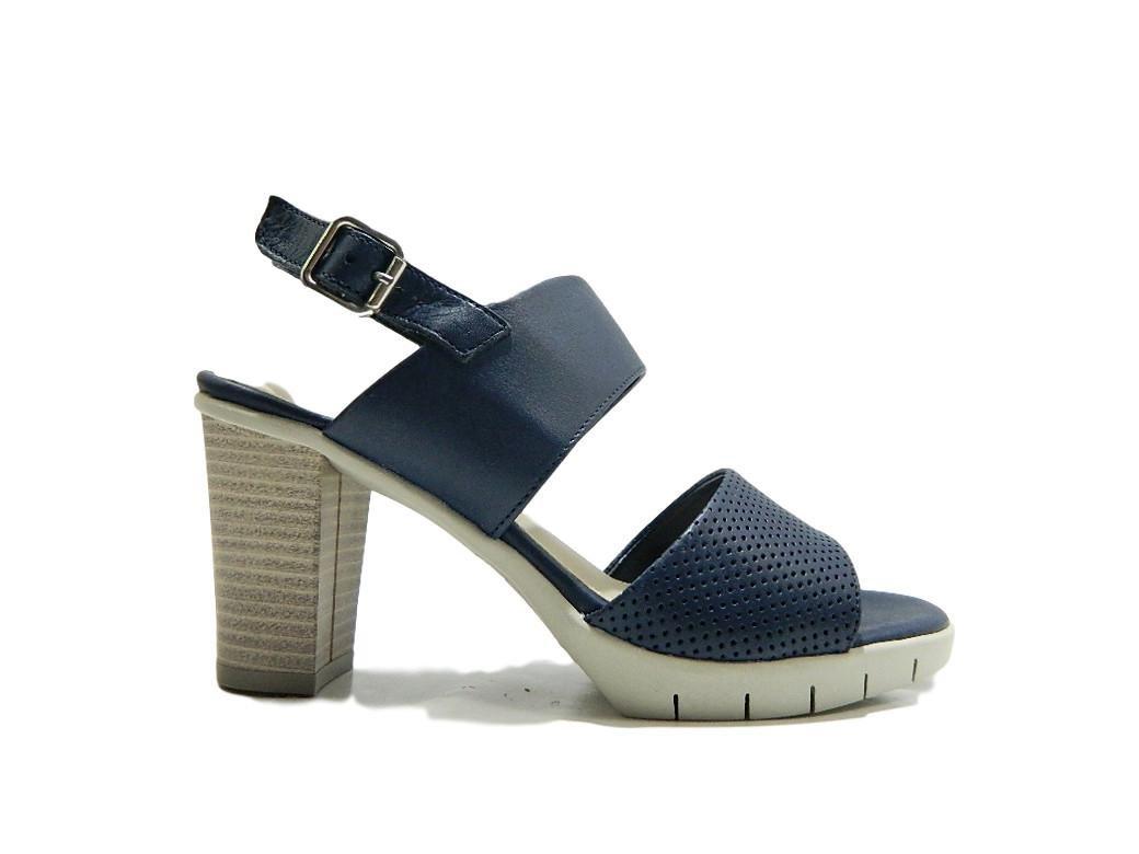 The Flexx C611 6 Sandalias Mujer 36 EU|Azul Marino
