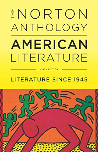 Download The Norton Anthology of American Literature (Ninth Edition) (Vol. Volume E) by .pdf