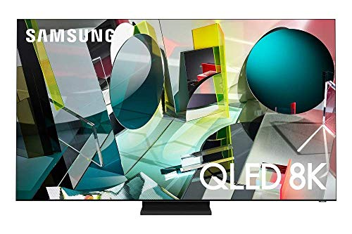 "Samsung QN85Q950TS 85"" QLED Ultra High Definition HDR Smart 8K TV Bundle with Additional One Year Coverage by Epic Protect (2020)"