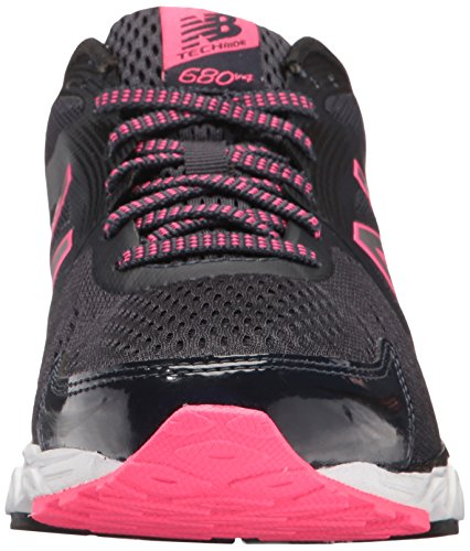 Women's New Thunder W680v4 Parent Black Shoe Running Pink US Alpha Balance AffxgS