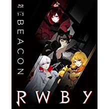RWBY – Volume 1-3: Beacon Steelbook