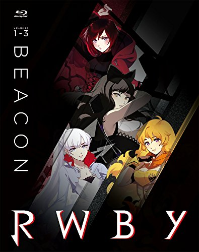 Rwby Volumes 1-3: Beacon Steelbook [Blu-ray]