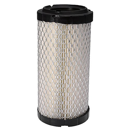 QUIOSS Air Filter for NAPA 6449 /Baldwin RS3715 /Fleetguard AF25550 /WIX 546449 /John Deere M113621 (Air Filter Kubota)
