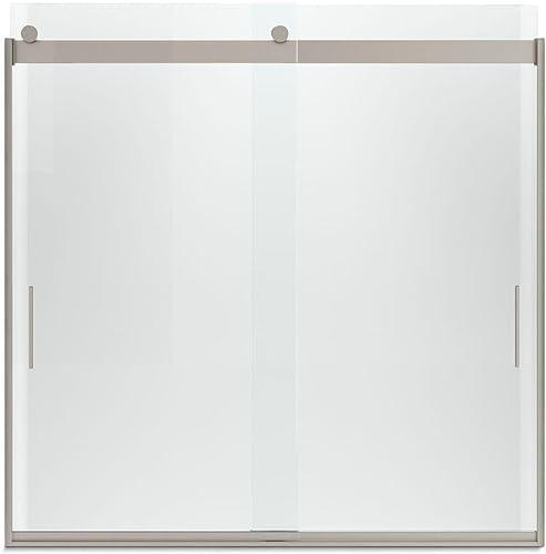 KOHLER K-706001-L-MX 706001-L-MX Shower Doors, Nickel