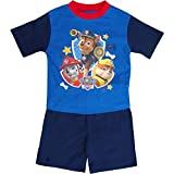 Boy's PAW Patrol Short Blue Summer Pyjamas Set ( 2-3 Years)