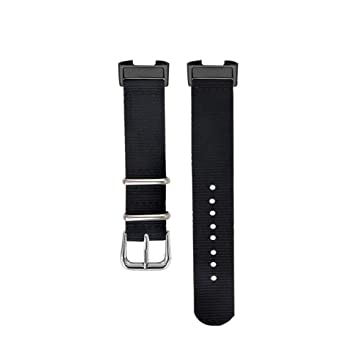 Accessory for Fitbit Charge3 Christmas Hot Sale!!Kacowpper Fashion Woven  Nylon Fabric Band Wristband