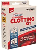 Easy Care QuikClot Advanced Clotting Kit