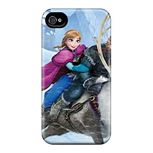 SherriFakhry Iphone 6 Best Hard Phone Cover Allow Personal Design Vivid Frozen Movie Skin [qjX5434Mzqa]