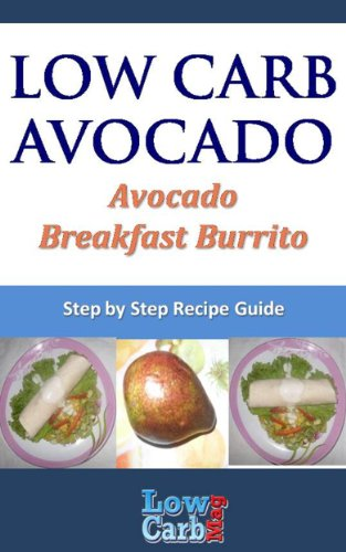 Low Carb Recipe For Avocado Breakfast Burrito Low Carb