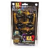Kick Ass 2 KA2 Heroclix 6 Mini Figure Fast Forces Pack