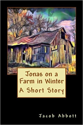 Jonas on a Farm in Winter