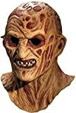 COMLZD® Freddy Krueger Mask Halloween Adult Costume Accessory