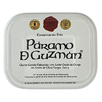 Péramo de Guzmán - Queso envejecido (8,8 onzas): Amazon.com ...