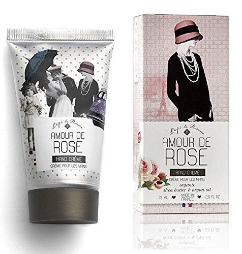 Amour de France by l'Epi de Provence Amour de Rose Hand Cream