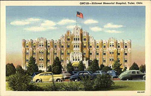 Amazon com: Hillcrest Memorial Hospital Tulsa, Oklahoma