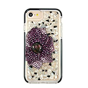 Uunique iPhone 8/7 Swarovski Clarity Negativity Shield Health Beauty Hard Shell
