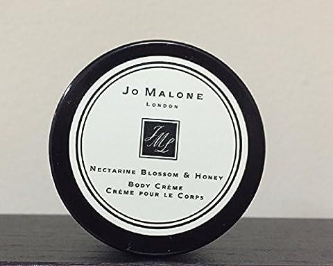 Jo Malone Nectarine Blossom and Honey Body Creme, 0.5 oz, Deluxe Travel Size - Honey Nectarine