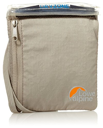 Lowe Alpine Dryzone Passport Wallet - Beige by Lowe Alpine