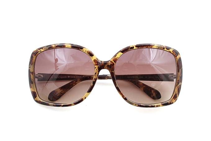 e522c6ba035a Image Unavailable. Image not available for. Colour: Kate Spade Women's  Margita Multicoloured Sunglasses