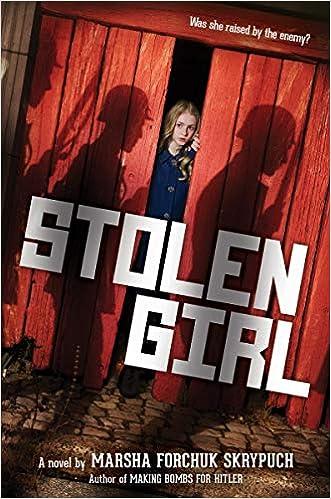 Stolen Girl novel