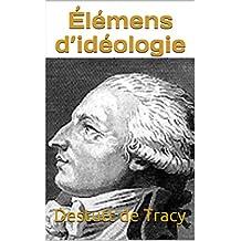 Élémens d'idéologie (French Edition)