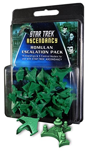 Gale Force 9 Star Trek Ascendancy Romulan Ship Pack Board Games