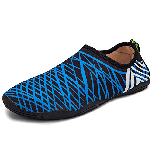Womens Aqua Swim a Wetsuit Snorkeling Shoes XFentech Yoga Diving Surf Swim Exercise Mens Style Beach 11 tRqp5wq