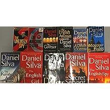 Daniel Silva Thriller Novel Collection 9 Book Set