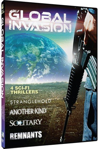 Global Invasion – 4 Movie Collection