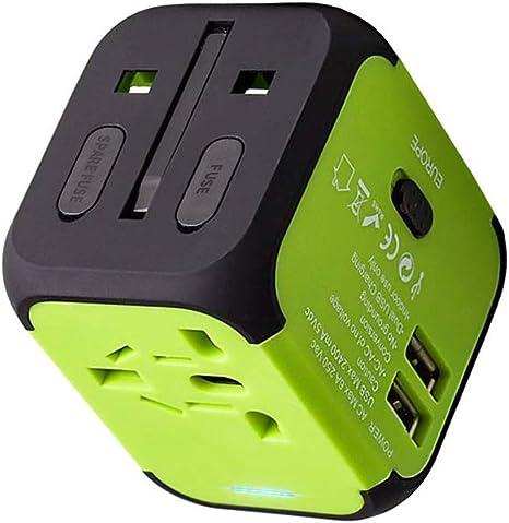 Amazon.com: Uppel adaptador de corriente universal para ...