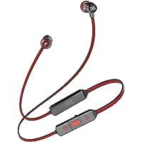 JBL T190BT 入耳式蓝牙耳机 无线耳机 手游耳机 运动耳机 带麦可通话 磁吸式设计 幻影黑